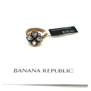 Banana Republic Antique Style Ring Size 5